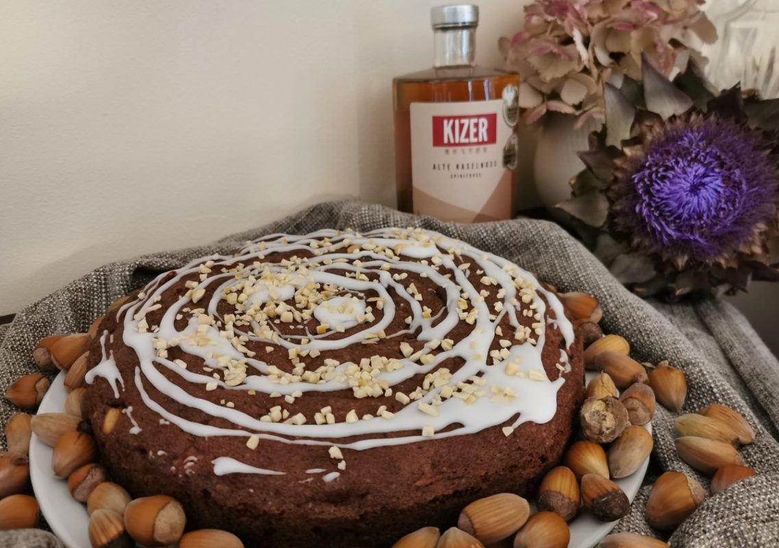 Kuchen KIZER Alte Haselnuss